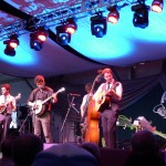 Slocan Ramblers opening for Steve Martin