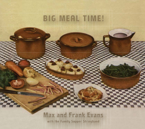 Album cover for Big Meal Time