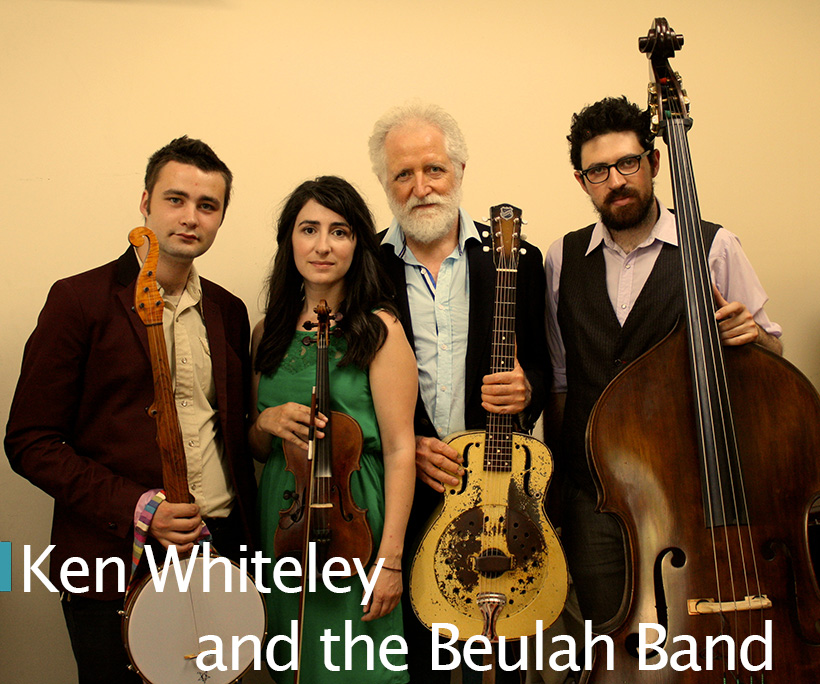 Photo of Ken Whiteley and the Beulah Band